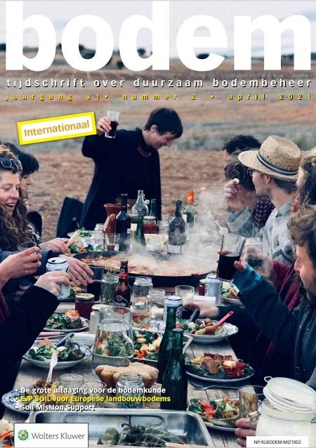 Bodem Bodem is het enige Nederlandse vaktijdschrift dat zich specifiek richt op het onderwerp bodembeheer in al zijn aspecten.<br /><br /><strong>Download hier het nieuwste nummer van Bodem, in het kader van het gratis online beschikbaar stellen van Bodem tijdens Corona.</strong>