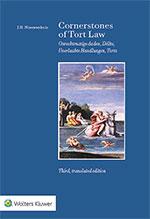 Cornerstones of Tort Law Deze uitgave plaatst het Nederlands aansprakelijkheidsrecht in Europees perspectief. Het vizier wordt gericht op de vier hoekstenen van het buitencontractuele aansprakelijkheidsrecht.