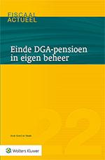 Het einde van het pensioen in eigen beheer Adviseurs van DGA's willen hun zakelijke relaties rond het einde van pensioen in eigen beheer per 1 april 2017 optimaal bedienen. Deze uitgave behandelt nagenoeg alle vragen: afkopen of omzetten, de (ex-)partner, extern verzekerd pensioen, ingegane pensioenen, schenkings- en internationale aspecten. Inclusief de publicatie van de Belastingdienst met eerste vragen en antwoorden.