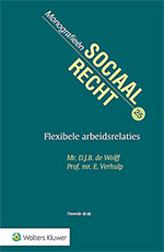 Flexibele arbeidsrelaties Binnen de BV Nederland werken steeds meer mensen op basis van oproepcontracten, arbeidsovereenkomsten voor bepaalde tijd, payrollcontracten, uitzendovereenkomsten en de opdrachtovereenkomsten met de zzp'er. Deze uitgave in de reeks Monografieën Sociaal Recht schetst de actuele stand van zaken per begin 2017 inzake flexibele arbeidsrelaties en plaatst ze ook in perspectief.