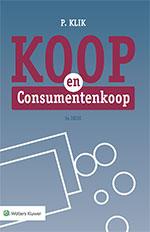 Koop en Consumentenkoop In deze uitgave lees je alles wat je voor je studie moet weten over het Nederlandse kooprecht. Alle belangrijke wetsartikelen worden toegelicht met voorbeelden en actuele rechtspraak – en uiteraard komen belangrijke nieuwe arresten van de Hoge Raad uitgebreid aan bod.