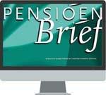 Pensioenbrief <p>Actuele en praktische informatie op het gebied van pensioenen, kapitaalverzekeringen, lijfrenteverzekeringen en sociale verzekeringen. Pensioenbrief online biedt u mogelijkheden, waardoor u sneller bij de door u gewenste informatie komt.</p>