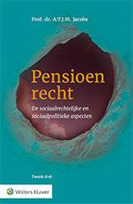 Pensioenrecht De hogere pensioenleeftijd, het AOW-gat, de dekking van pensioenfondsen… door alles wat in de pensioenwereld speelt, is de Pensioenwet 2006 de laatste jaren ingrijpend gewijzigd – en er komen nog vele wijzigingen aan. Het pensioenrecht is dus danig in beweging. Deze uitgave geeft een overzicht van alle sociaalpolitieke en sociaaljuridische ontwikkelingen.