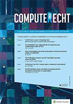 """Computerrecht <span>Tijdschrift voor informatietechnologie en recht, dat u online wordt aangeboden. De inhoud raakt onder meer de beslechting van automatiseringsgeschillen, eigendomsrecht van software, gegevensbescherming, computercriminaliteit en chipsbescherming.</span><br /><br /><span>Deze uitgave is ook te vinden inde</span><a href=""""http://www.wolterskluwer.nl/navigator/collecties/advocatuur/ie-ict-recht"""">Collectie Bedrijfsjuristen IE- en ICT-recht Compleet.<br /><br /></a> <p><em>Wilt u de special nr. 1A-2021 'Data Protection' (prijs € 59,- ex btw) los nabestellen? Neem dan hiervoor contact op met onze klantenservice (telefoonnummer 0570 - 67 3555).</em></p>"""